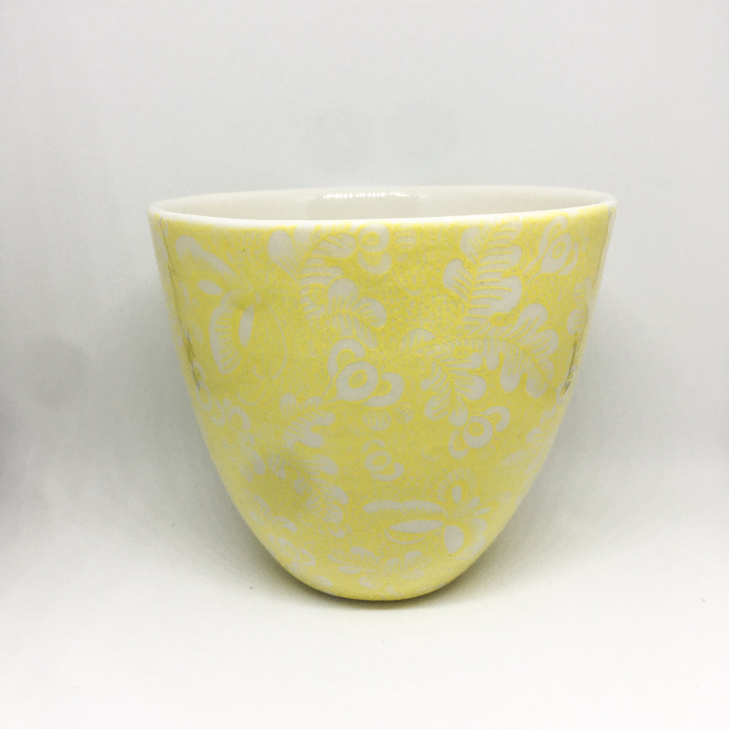 Yellow Teacup | Samantha Robinson