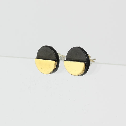Sculptural Studs | Erin Lightfoot