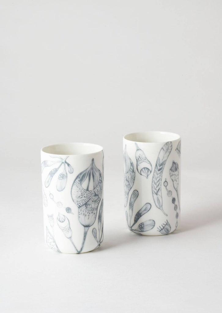 Bush Grey – Tumbler Cup Set x 2