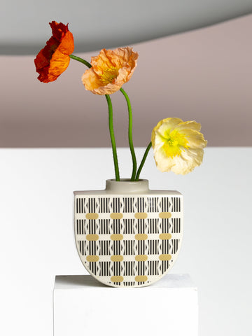 Light Room Boat Vase