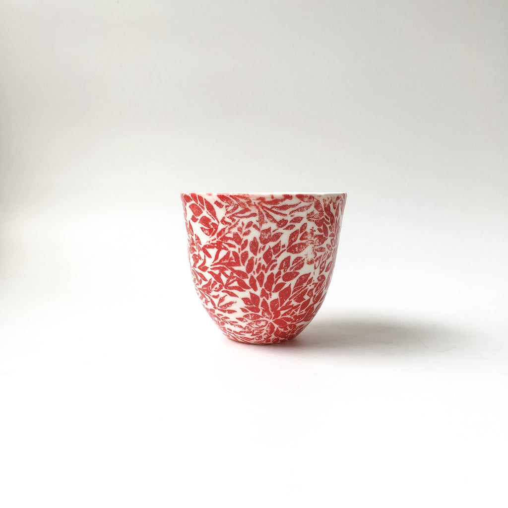 Red Teacup | Samantha Robinson
