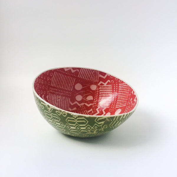 Medium Watermelon Bowl | Samantha Robinson