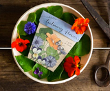 Edible Culinary Flowers Gift of Seeds | Flowers so beautiful you can eat them