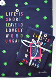 Tea Towel | Lovely Words