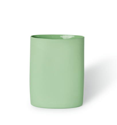 Mud Oval Medium Vase | Mud Australia
