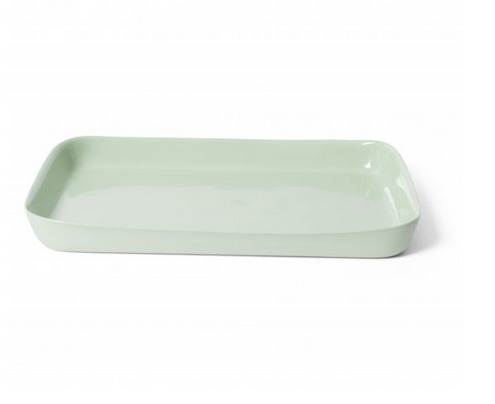 Mud Slice Tray | Pistachio