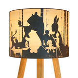 Wild Imagination | Timber Table Lamp