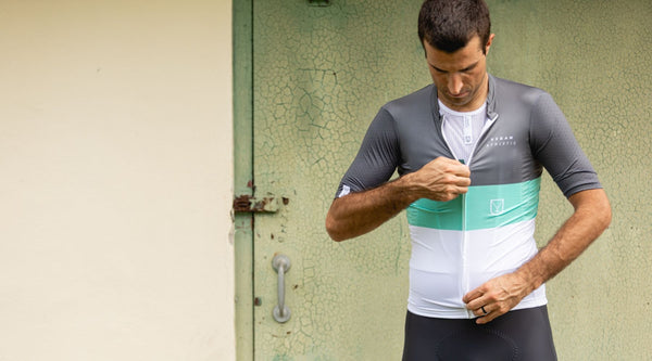 The Most Sustainable Cycling Jersey Ever