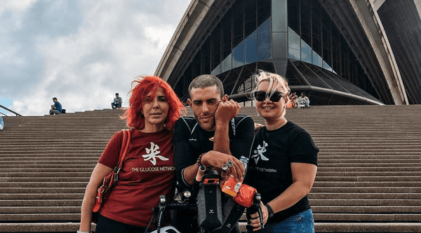Vegan Athlete Wins 5500km Cycling Race Across Australia