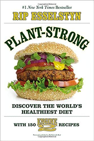 Plant Strong - Rip Esselstyn - Book For vegan Athletes