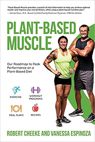 Plant Muscle - Robert Cheeke - Book For vegan Athletes