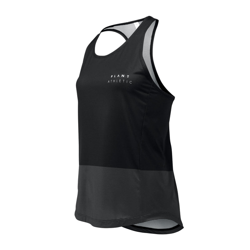 Women's Singlet / Double Black