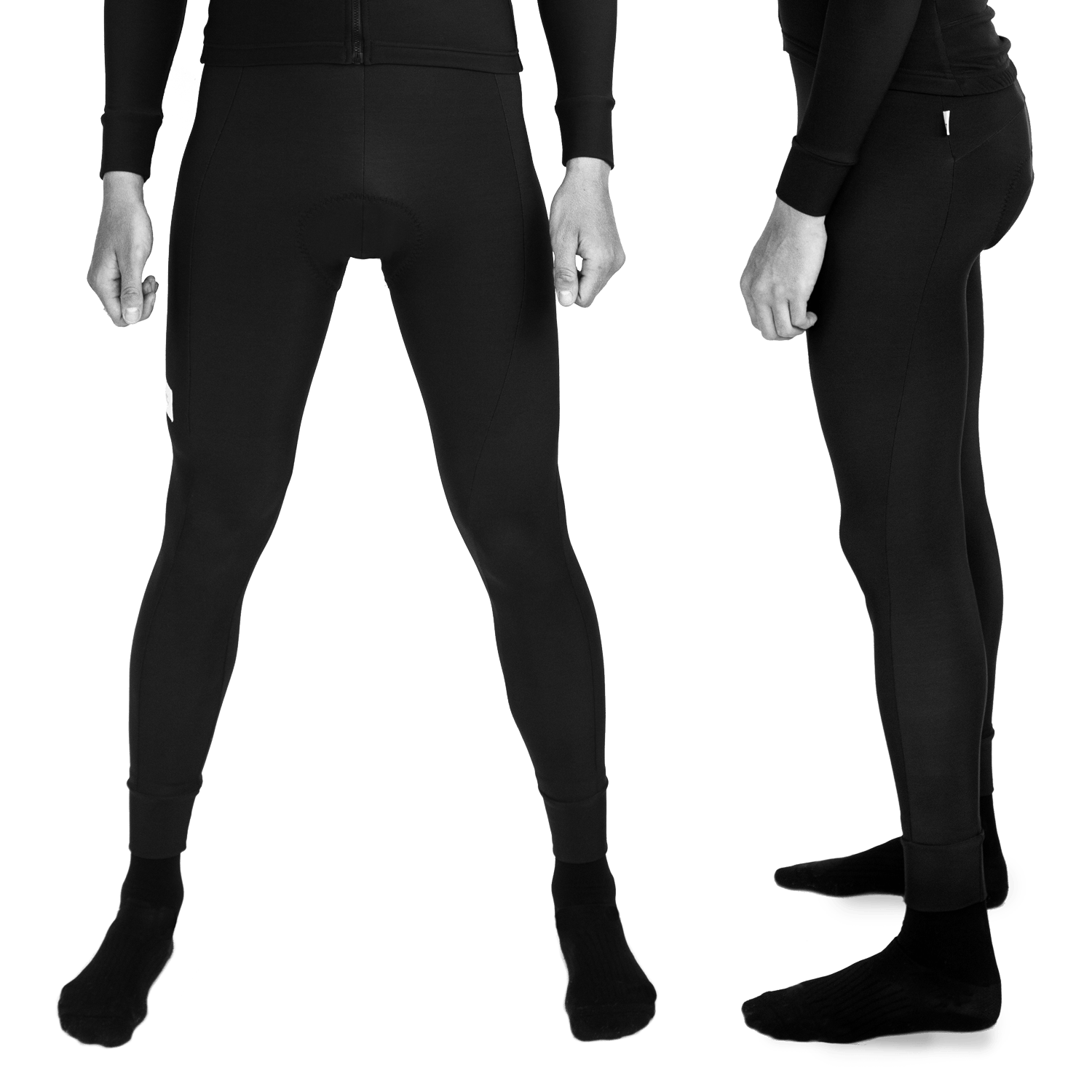 Tech-Fleece Bib Tights (Black)