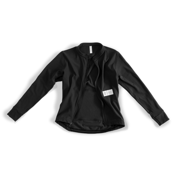 Tech-Fleece Jacket (Black)