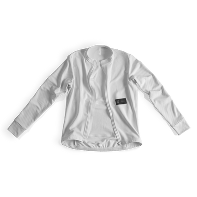 Tech-Fleece Jacket (White Stripes)