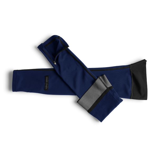 Thermal Leg Warmers (Navy)