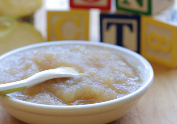Applesauce Baby Food