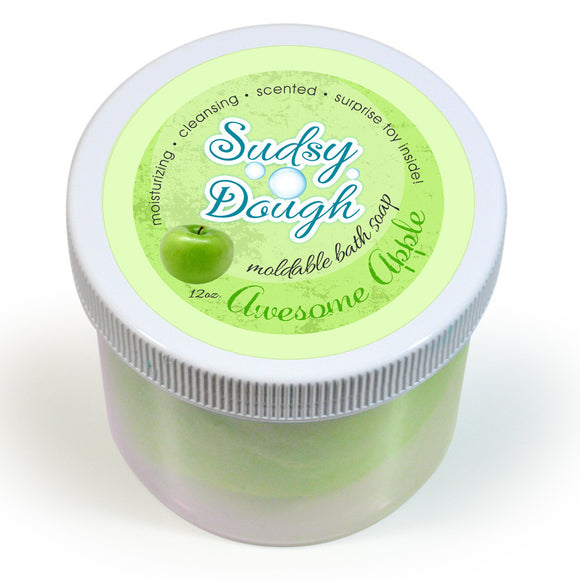 Awesome Apple Sudsy Dough Moldable Soap