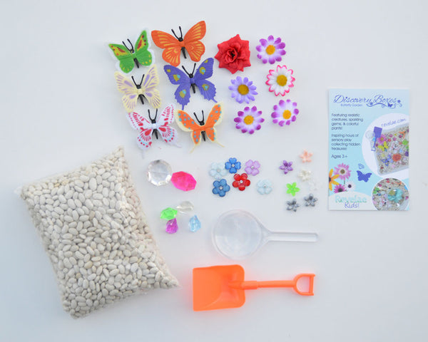 Butterfly Garden Discovery Kit by Revelae Kids