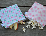 Yummi Pouch cloth sandwich bag by Revelae Kids - Fab set