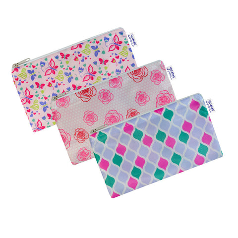 Yummi Pouch Cloth Snack Bags by Revelae Kids - Fab Set