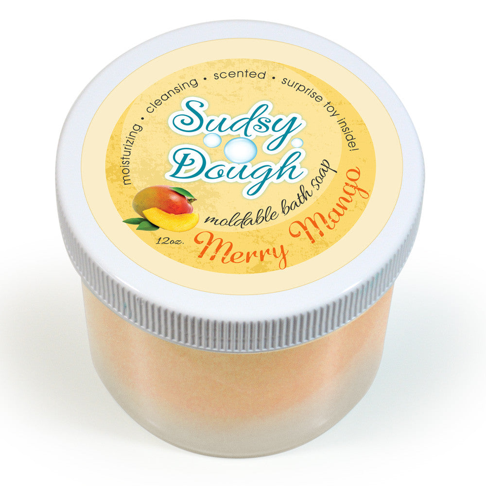 Merry Mango Sudsy Dough Moldable Soap