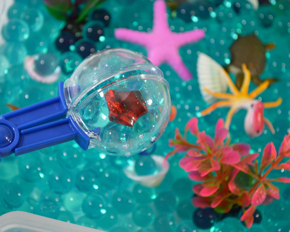Sensory Ocean Exploration Discovery Kit by Revelae Kids