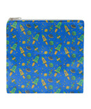 Revelae Kids cloth sandwich bag rocket print