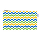 Yummi Pouch Cloth Snack Bags by Revelae Kids - Spunky chevron print