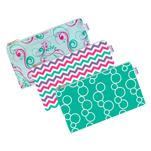 Yummi Pouch Cloth Snack Bags by Revelae Kids - Sweet set