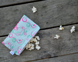 Yummi Pouch twirly cloth snack bag by Revelae Kids