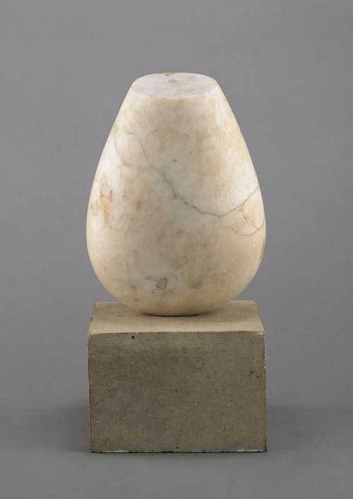 AUGUST 2015 - CONSTANTIN BRANCUSI'S FUNDAMENTAL FORMS