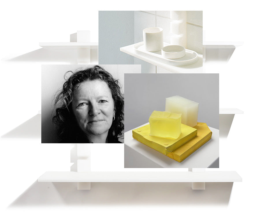 RACHEL WHITEREAD, MASTER OF TRANSLUCENCY