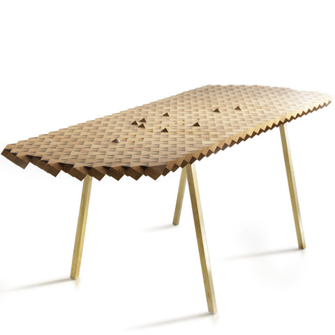 ATLAS - DINING TABLE
