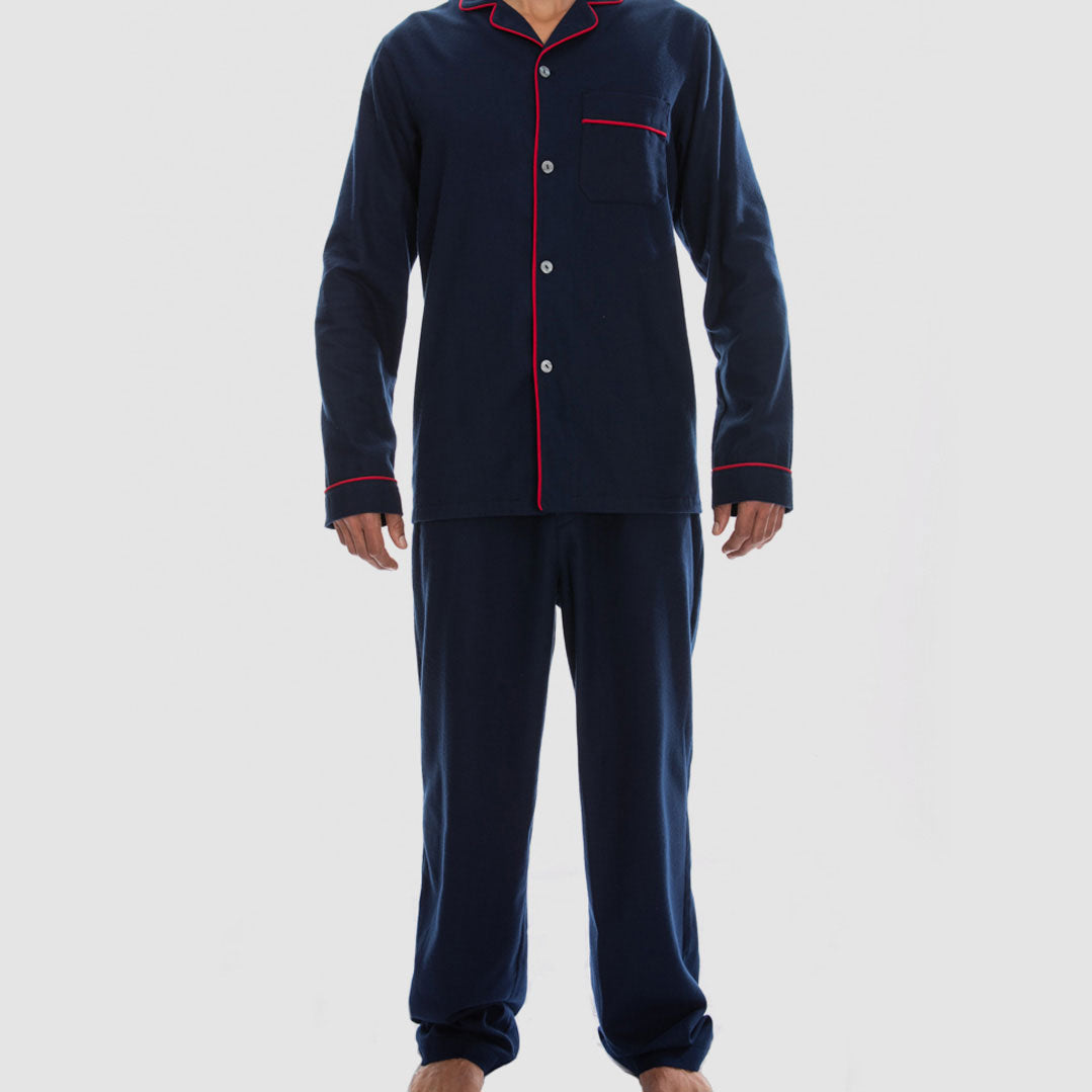 Mens Flannel Pyjamas