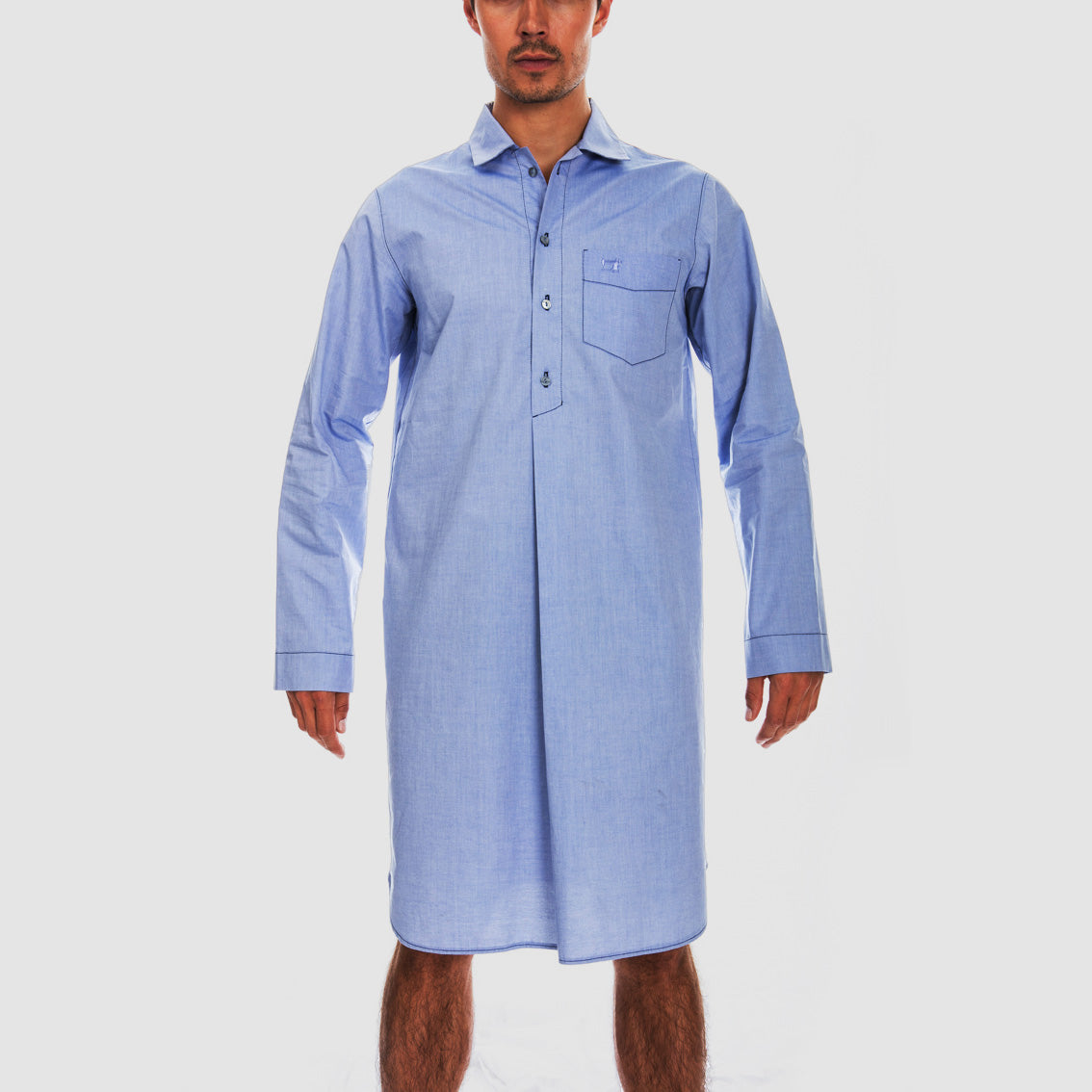 Mens Traditional Sleep Shirts