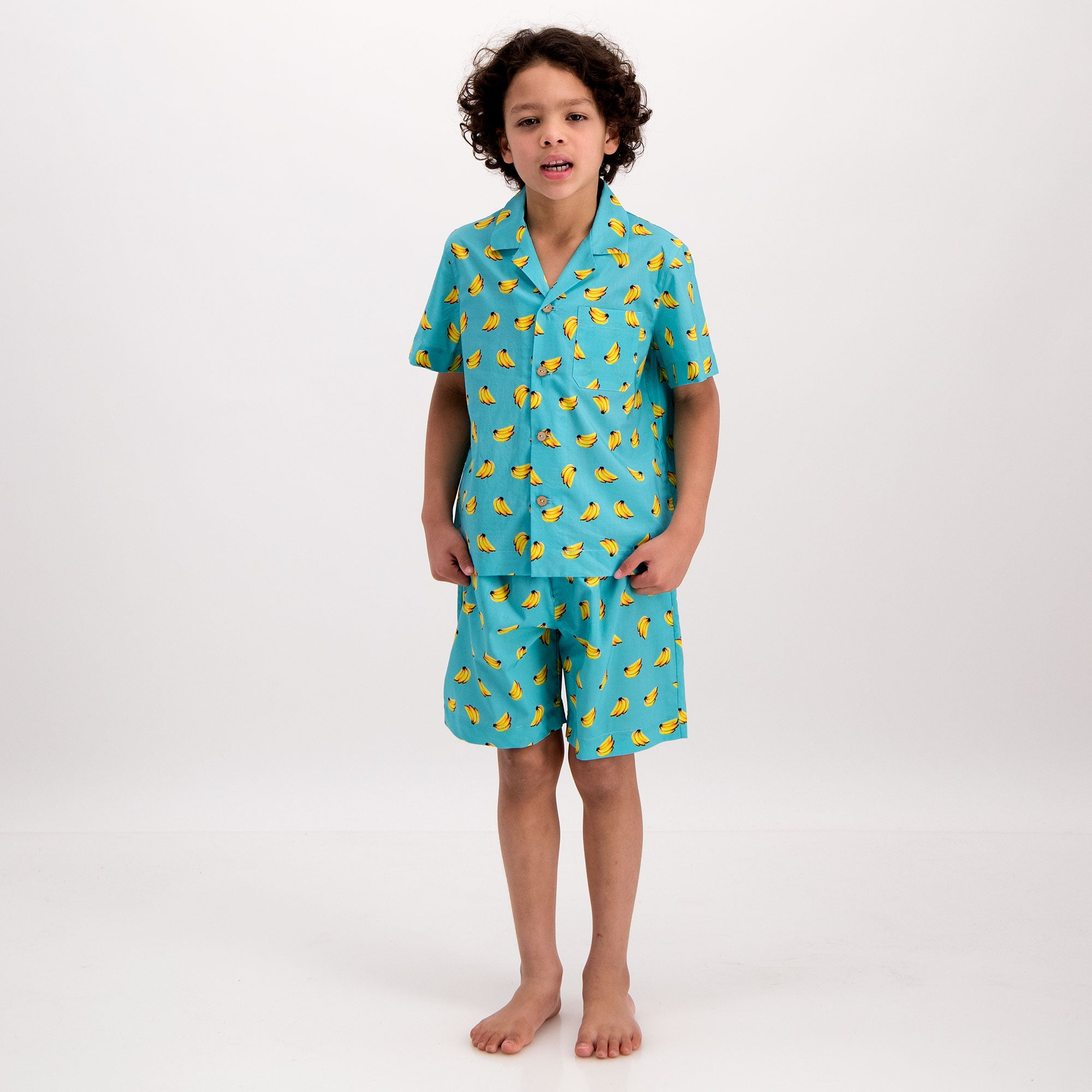 Boys Short Pyjamas