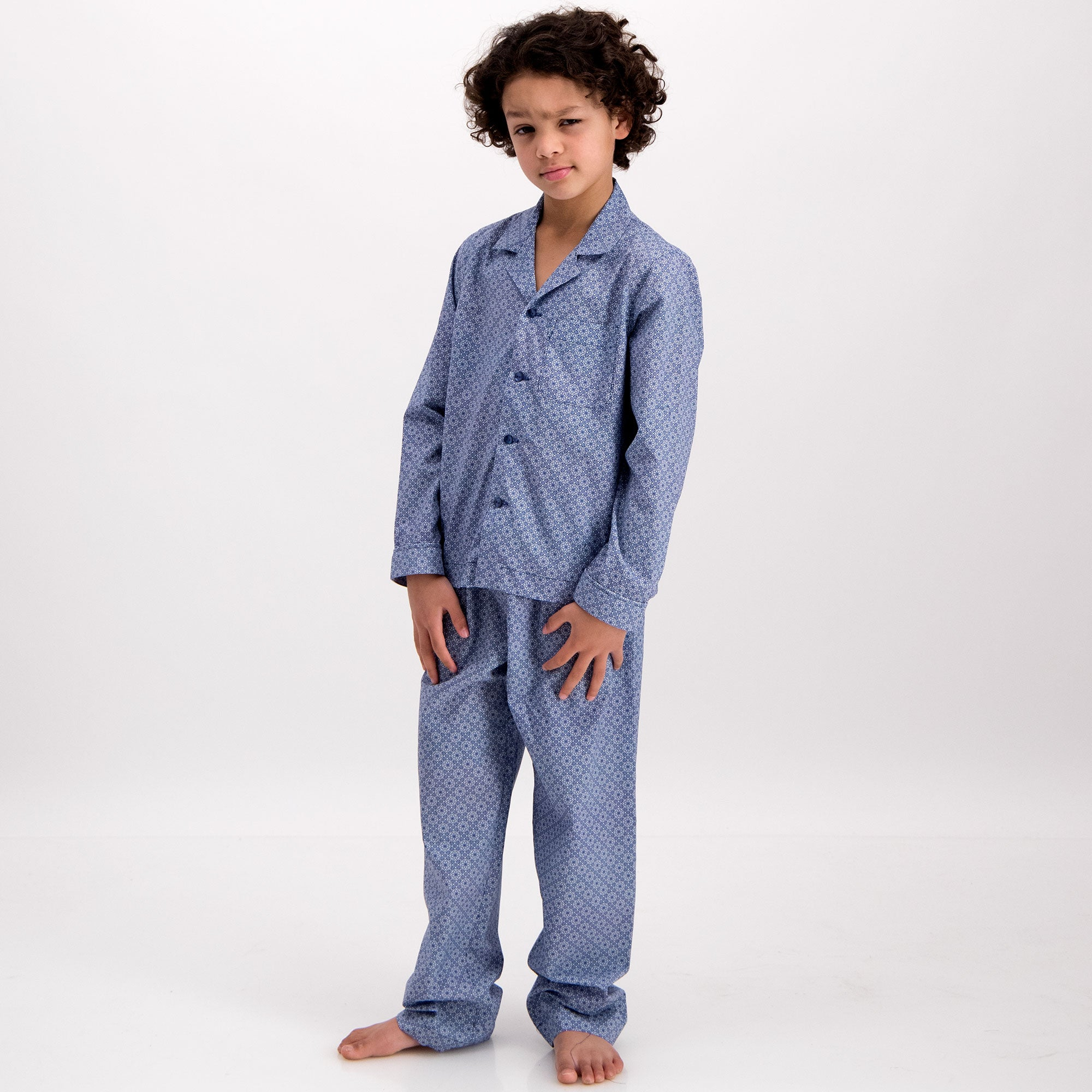 Boys Long Pyjamas