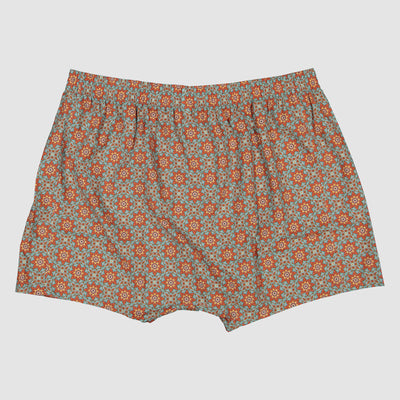 Mens Boxer Shorts Greenwich Village - Woodstock Laundry