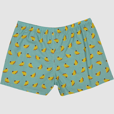 Womens Boxer Shorts Bananas - Woodstock Laundry