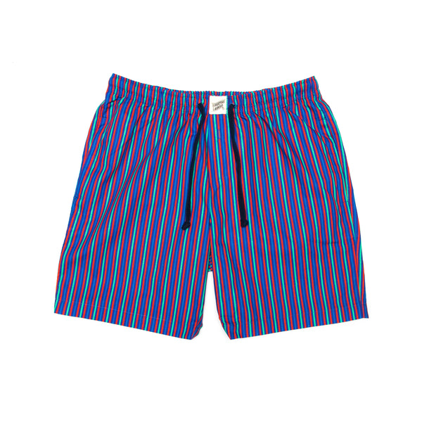 Lounge Shorts Candy Stripe - Woodstock Laundry