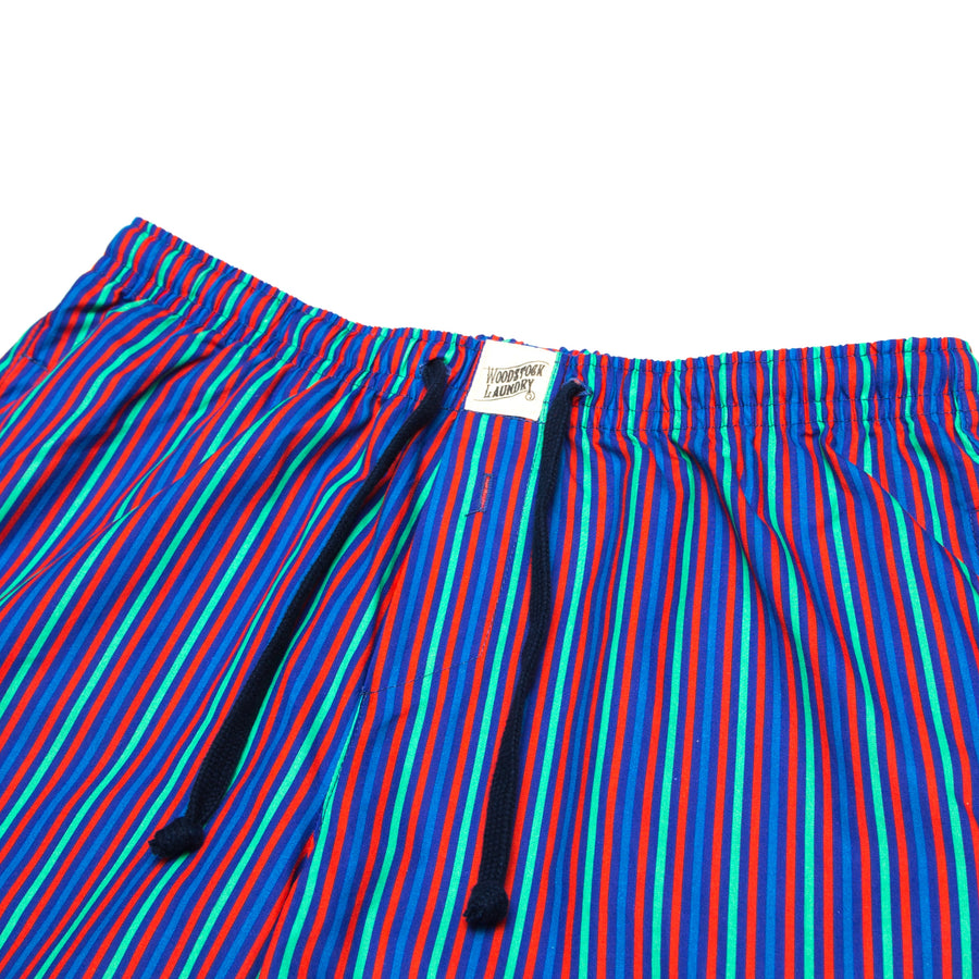 Lounge Shorts Candy Stripe