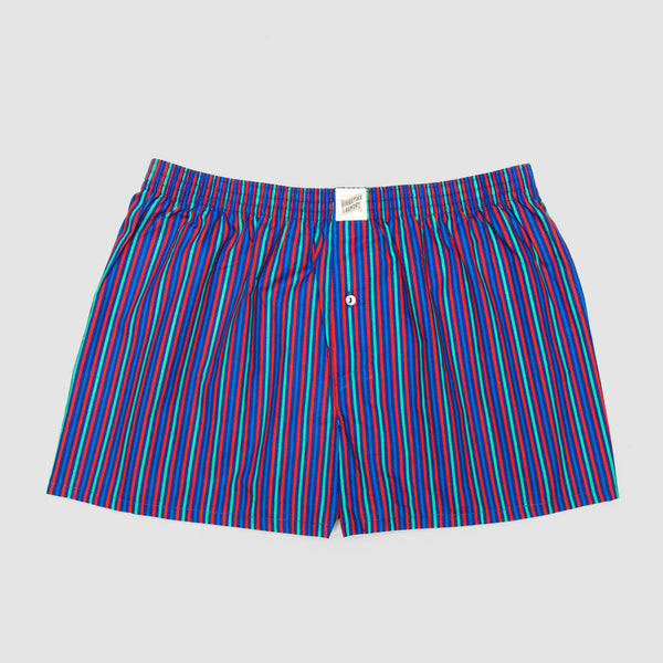 Boxer Shorts Candy Stripe