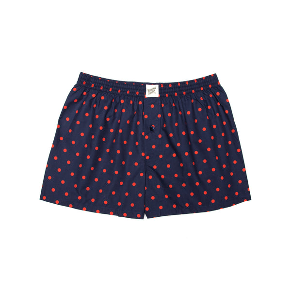 Boxer Shorts Ziggy Polka - Woodstock Laundry