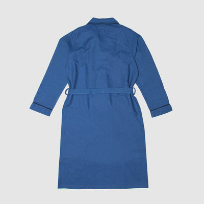 Gown Electric Blue Flannel - Woodstock Laundry