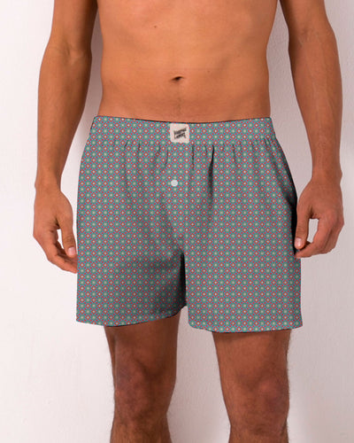 Mens Boxer Shorts Morocco - Woodstock Laundry