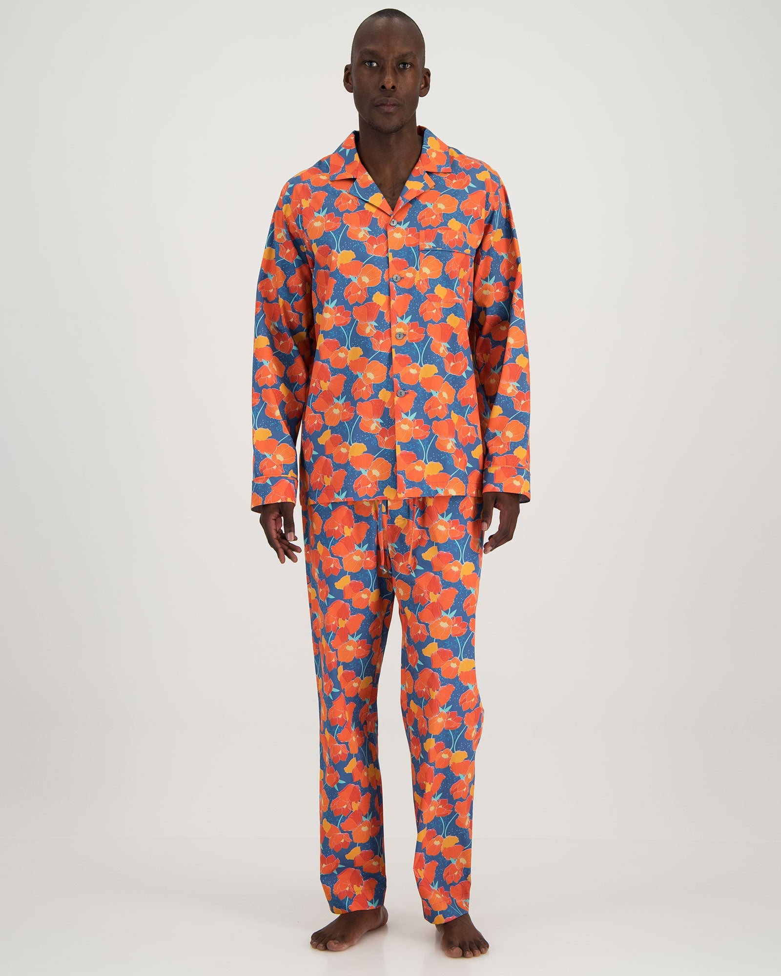 Mens Long Pyjamas Empire