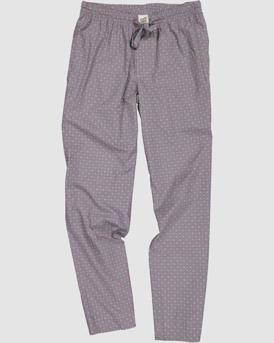 Mens Lounge Pants Morocco Front - Woodstock Laundry