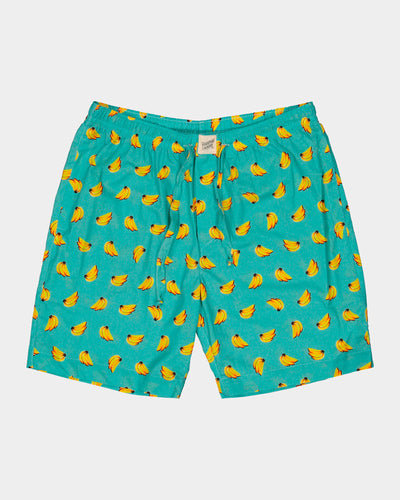 Mens Short Pyjamas Bananas
