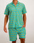 Mens Short Pyjamas Bananas - Woodstock Laundry